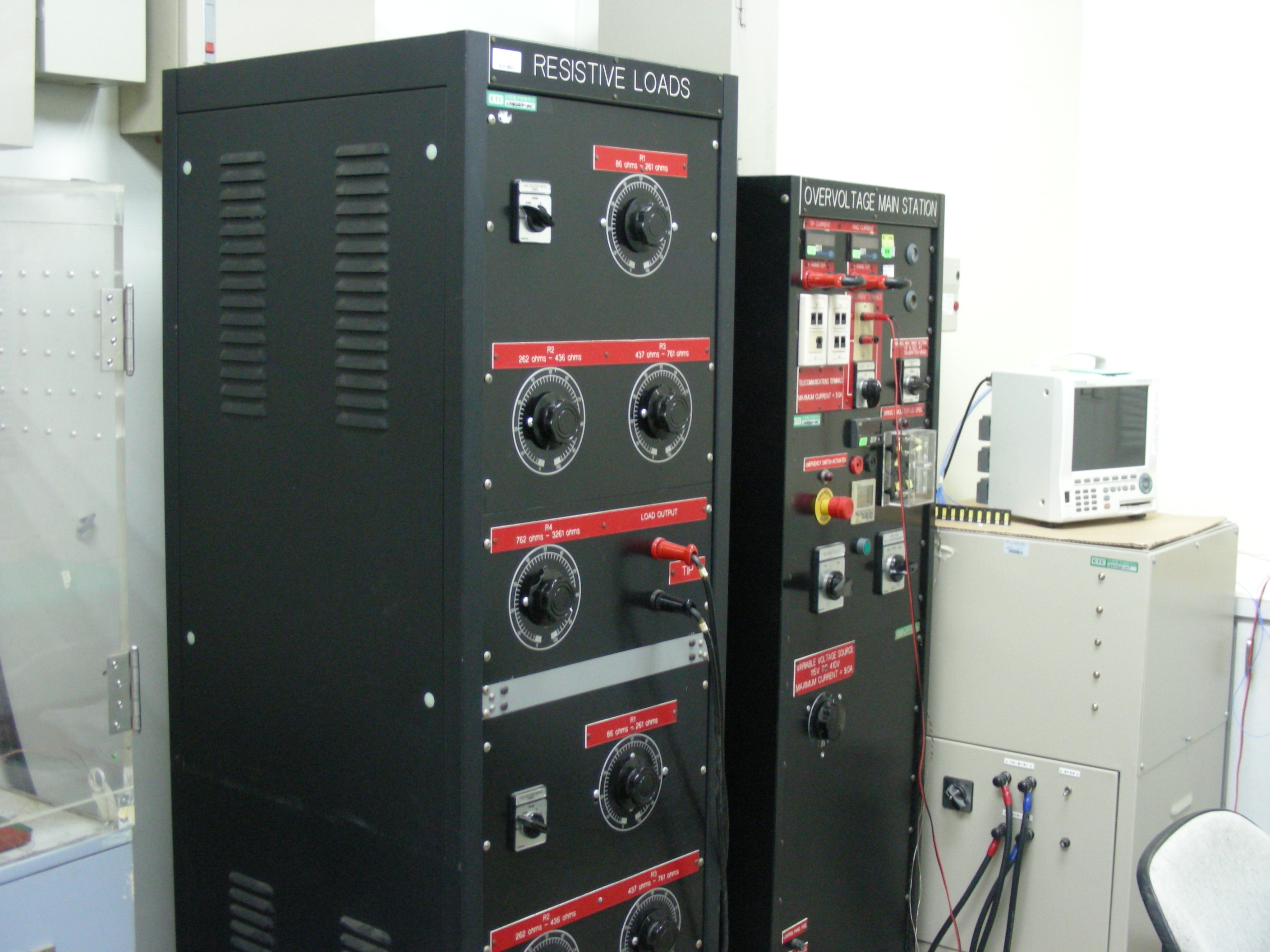 Electronics Test Equipment Supply : Portable appliance testing equipment from test and tag supplies